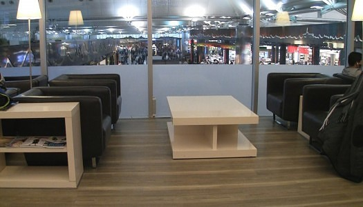 Video   HSBC Premier Lounge – Istanbul (IST)