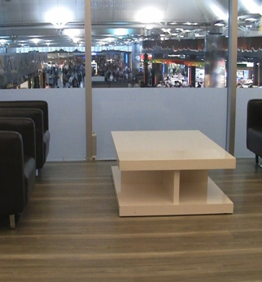 Seating at HSBC Lounge IST