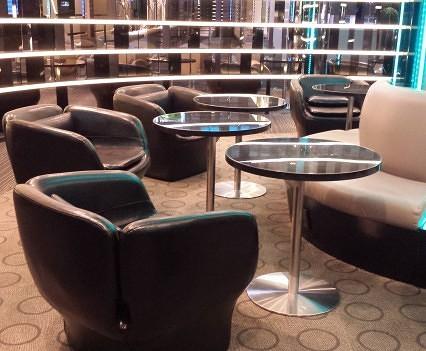Eva Infinity Lounge - Taipei