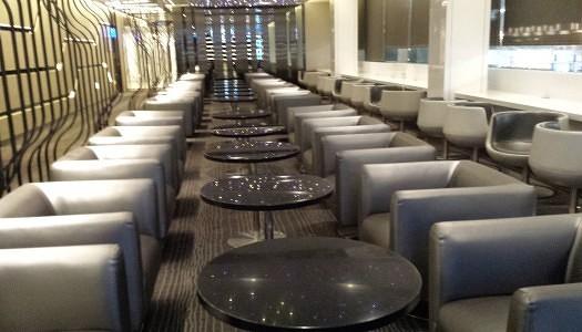 Gallery | Eva Air Infinity Lounge – Taipei (TPE)