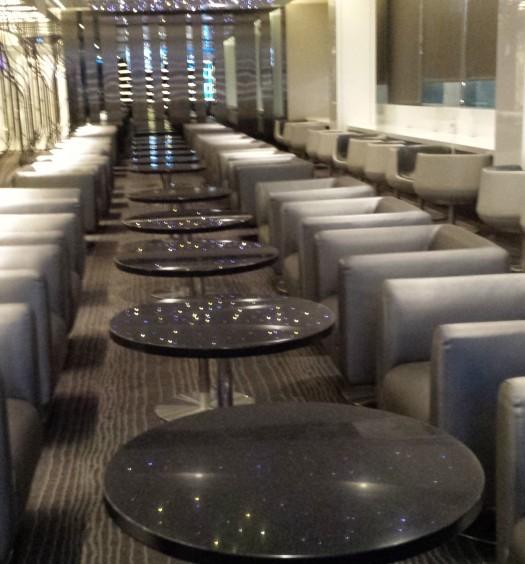 Infinity Lounge chairs.