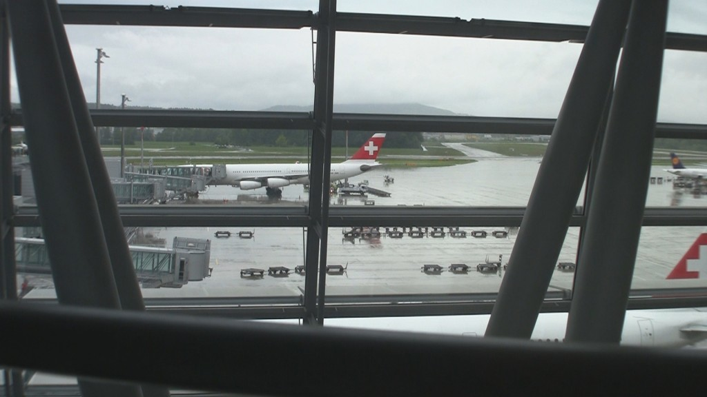 DNATA SkyView Lounge view.