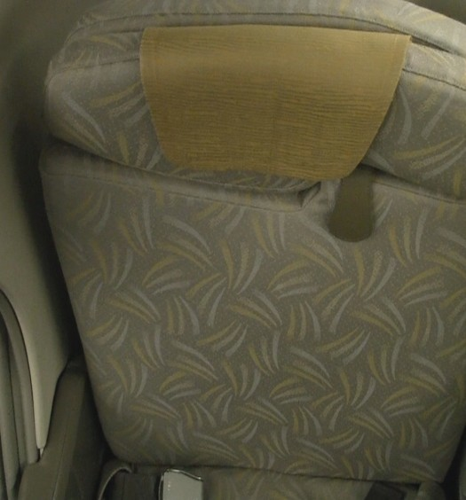 Asiana Business Smartium Class Seat