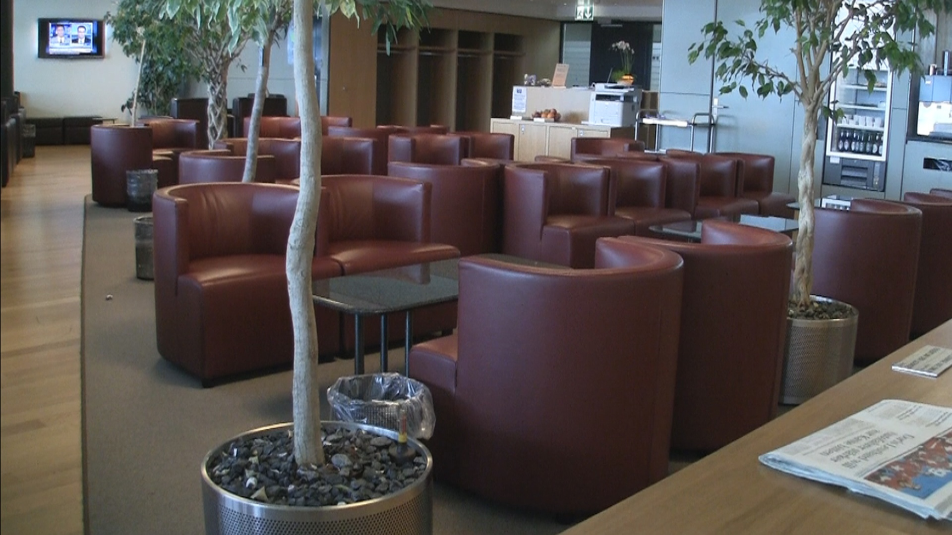DNATA Lounge at Zurich - ZUR