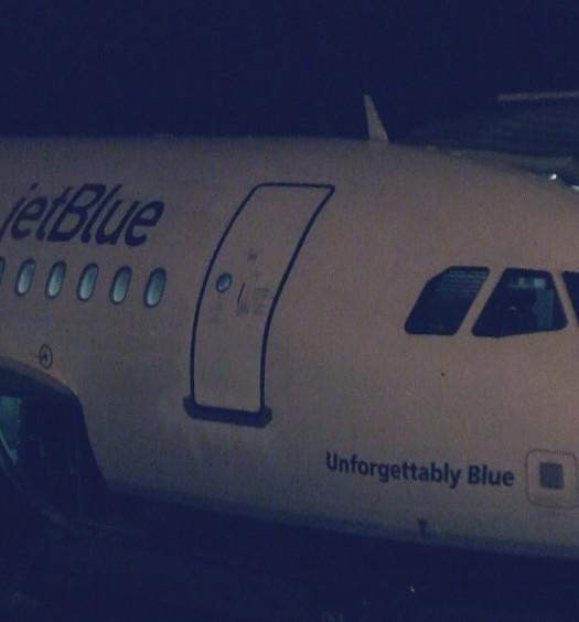 JetBlue Unforgettably Blue A320