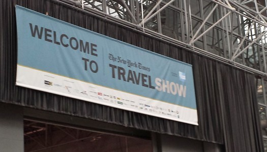 Gallery | New York Times Travel Show 2014