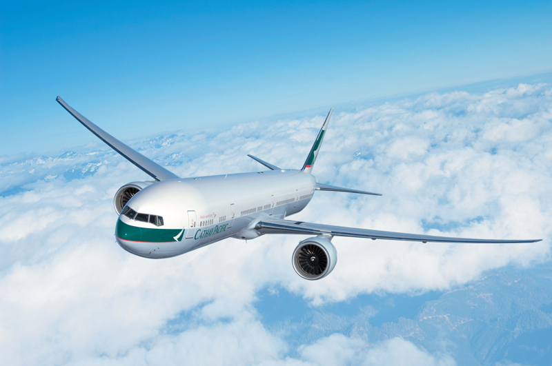 Cathay Pacific 777-300ER