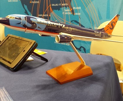 Sun Country at New York Times Travel Show 2014