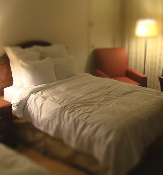 Basic Room - Marriott SFO