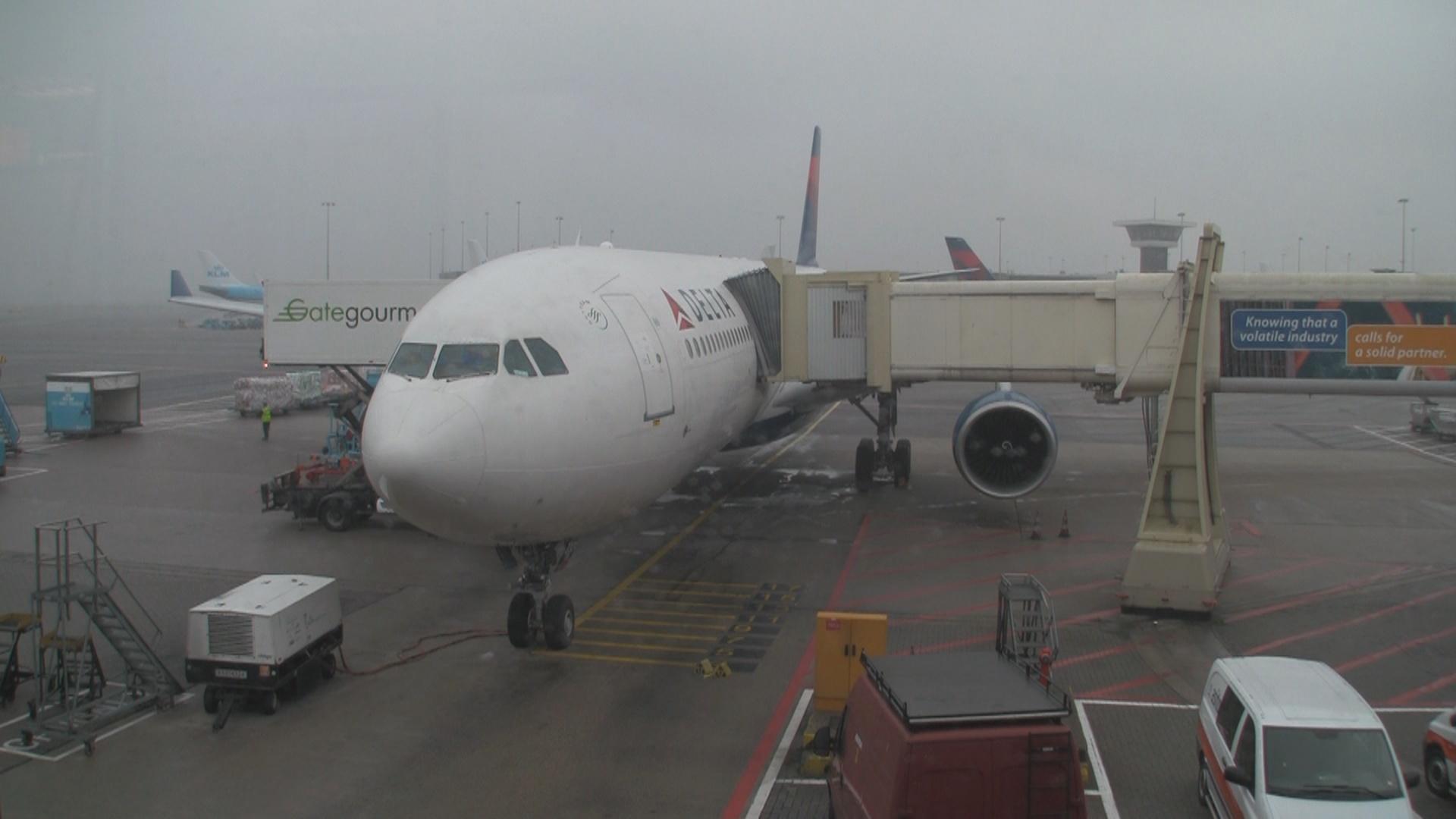Video | Delta Economy Comfort A330-300 Row 13