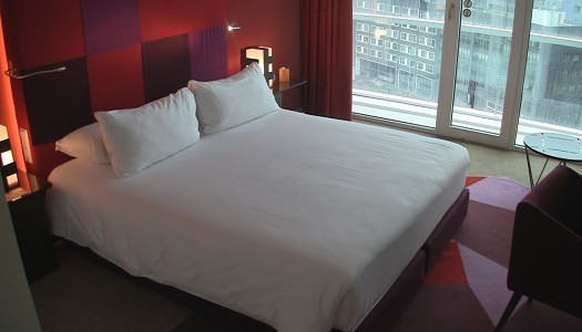 YouTube | Room Mate Aitana Hotel Amsterdam
