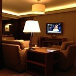 Grand Club Lounge Living Area
