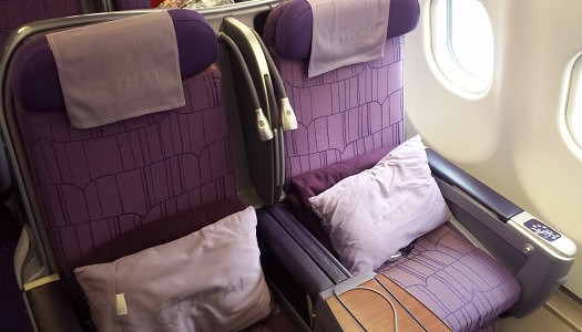 Gallery | Thai Royal Silk Business Class A330-300