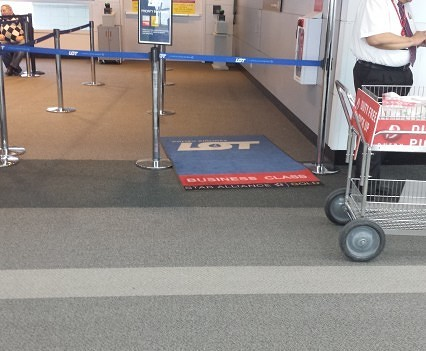 Priority Boarding Lane