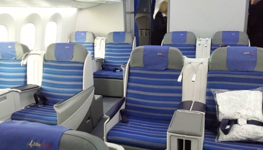 Gallery | LOT Polish Airways Elite Club Business Class