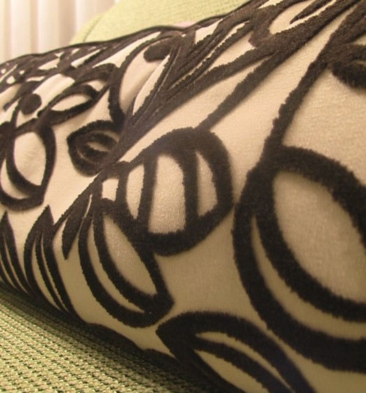 Lounge Chair Pillow - Tampa Airport Marriott