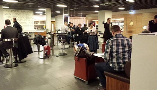 Gallery | Star Alliance Business Class Lounge – London Heathrow (LHR)