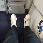 Exit seat 6F