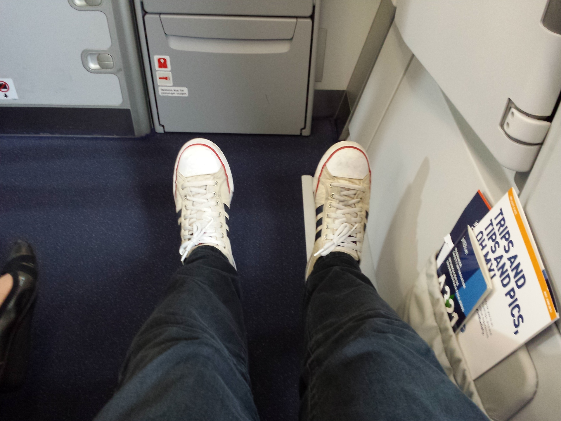 Gallery Jetblue A321 Even More Space Seat 6f Transcon