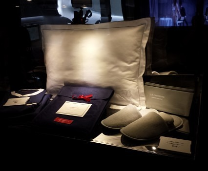 Air France First Class Sleep Gear