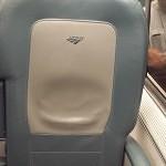 Acela Seat.