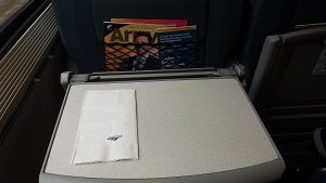 Tray table 2