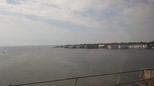 View from Acela.