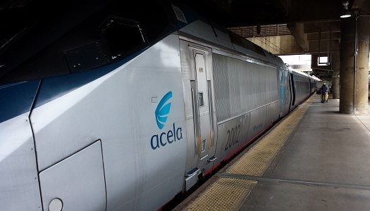 Gallery | Amtrak Acela Business Class