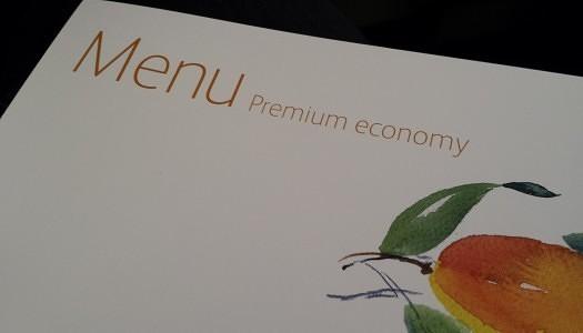Gallery | Cathay Pacific Premium Economy Seat 30D