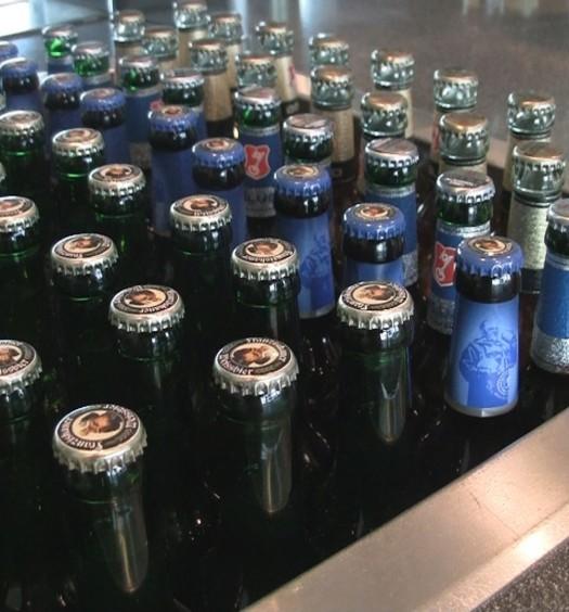 Tubs of Beer