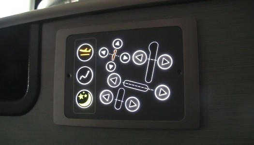 Video   EVA Air Business Class 777-300 Seat 10K