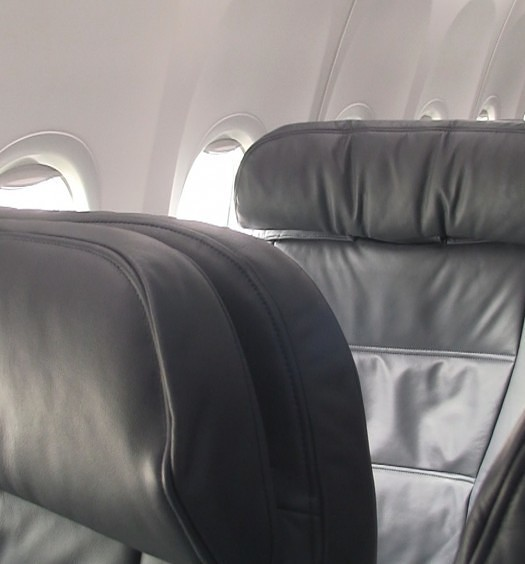 Seat in Row 2
