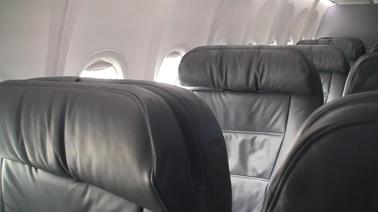 Gallery United First Class 737 900 Seat 1e Modhop Com