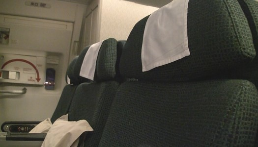 Video | Cathay Premium Economy – 777-300 Seat 30D