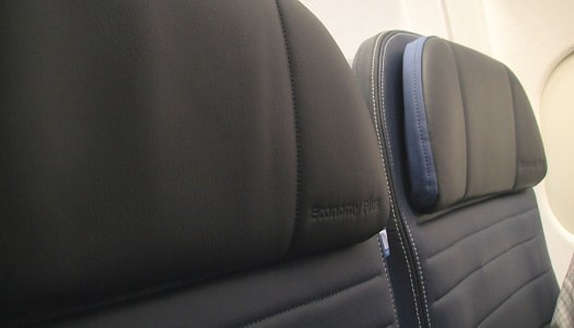 United Economy Plus Review – A319 Seat 7C | Video