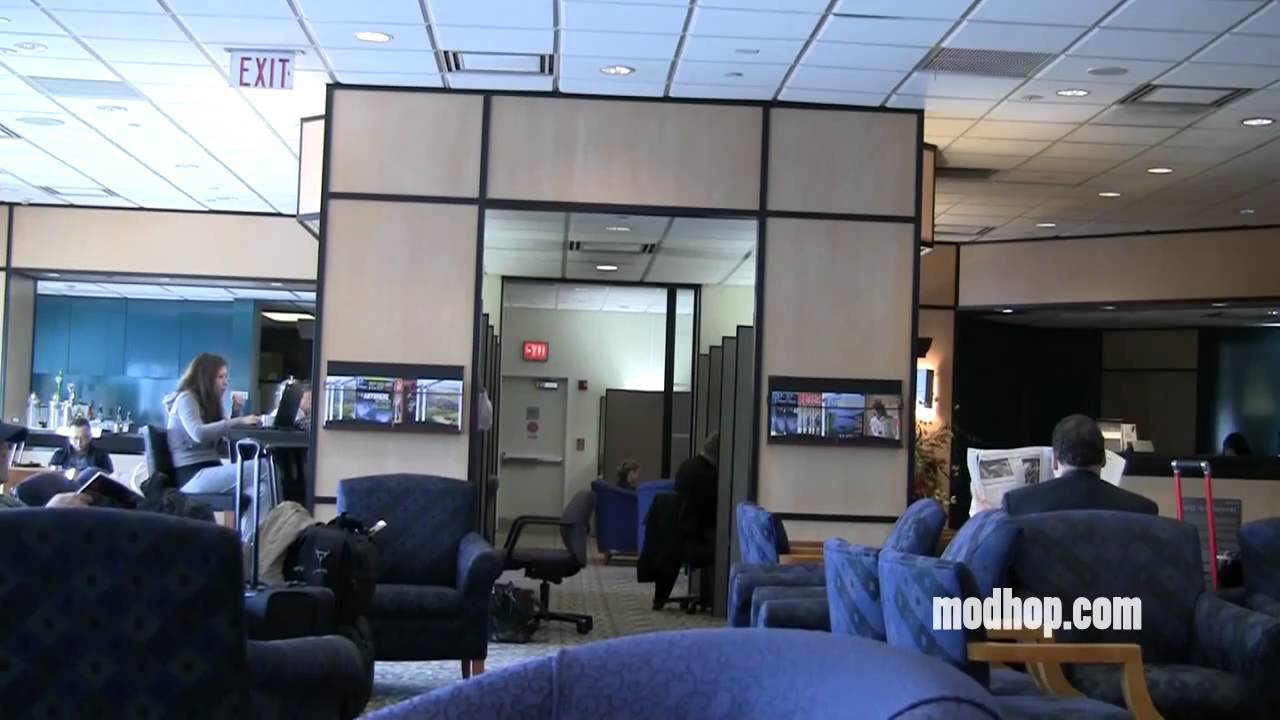 Delta Skyclub Newark Ewr Video Review