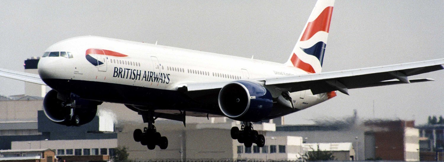 Photo: British Airways