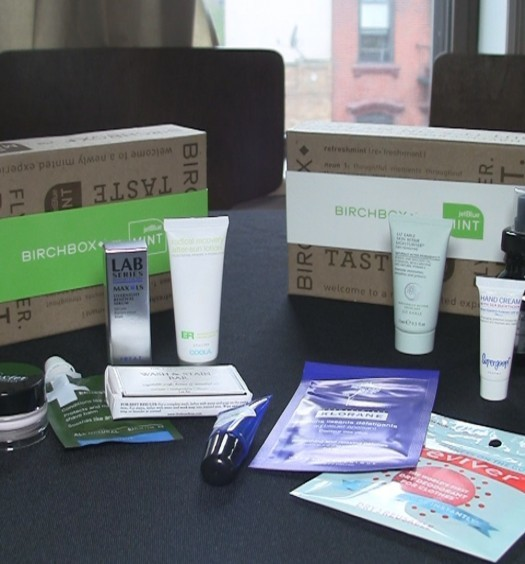 JetBlue Mint Amenity Kit