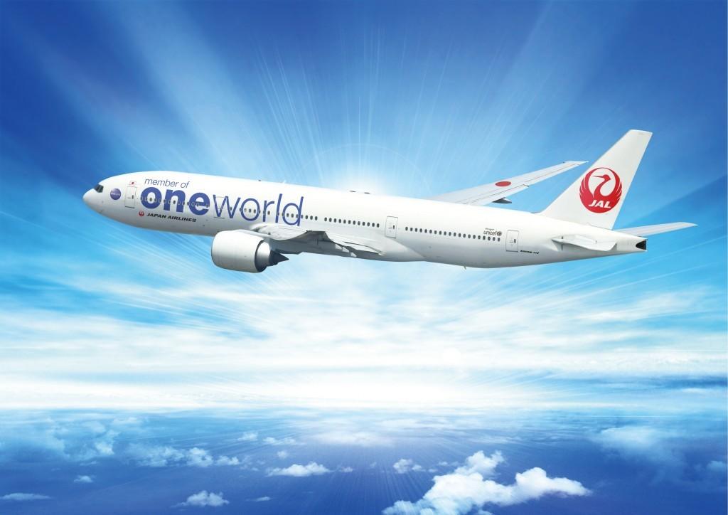 Photo: OneWorld - JAL