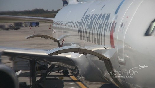 Video | American Airlines A321 (US) Exit Seat 23A