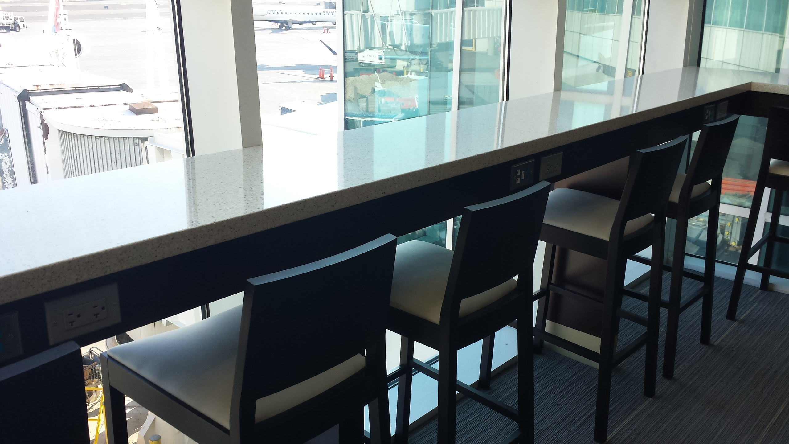 La Guardia Airport Admirals Club