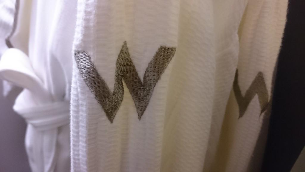 The W Hotel New York - Robe
