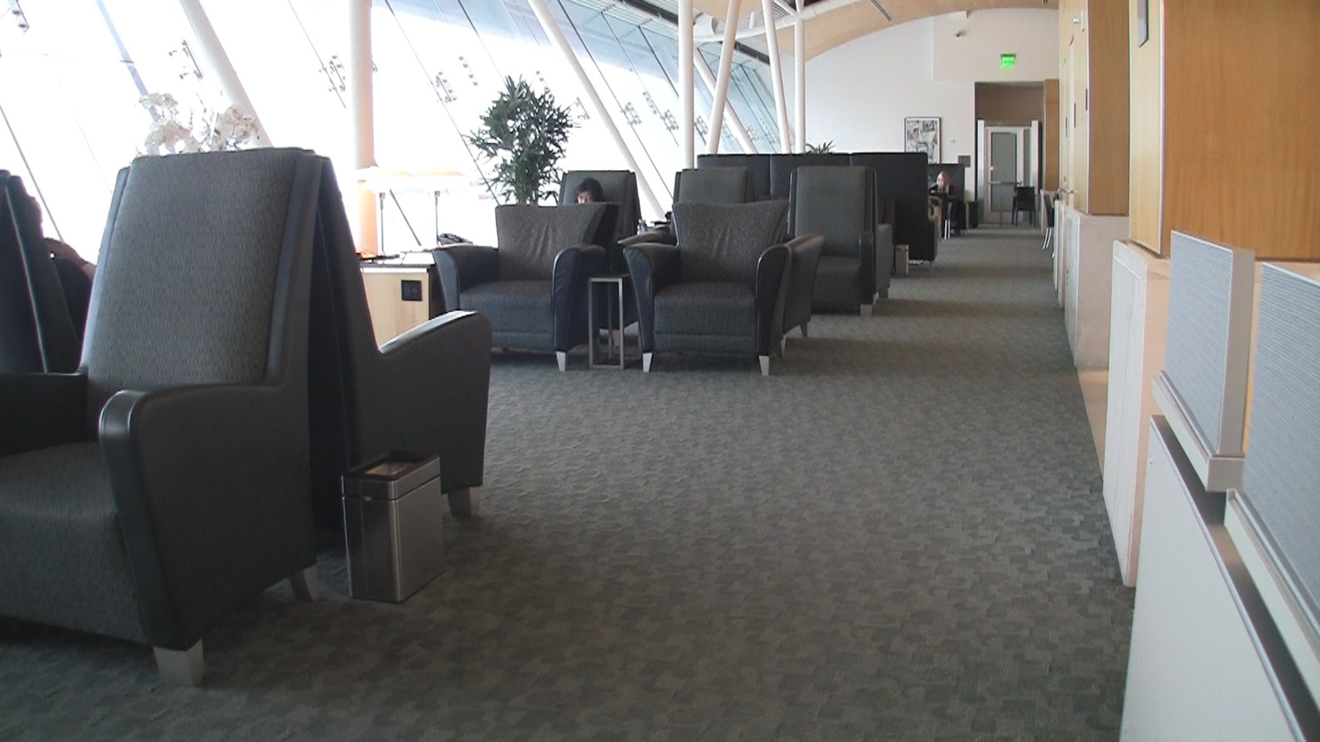 American Airlines First Class Flagship Lounge At Lax