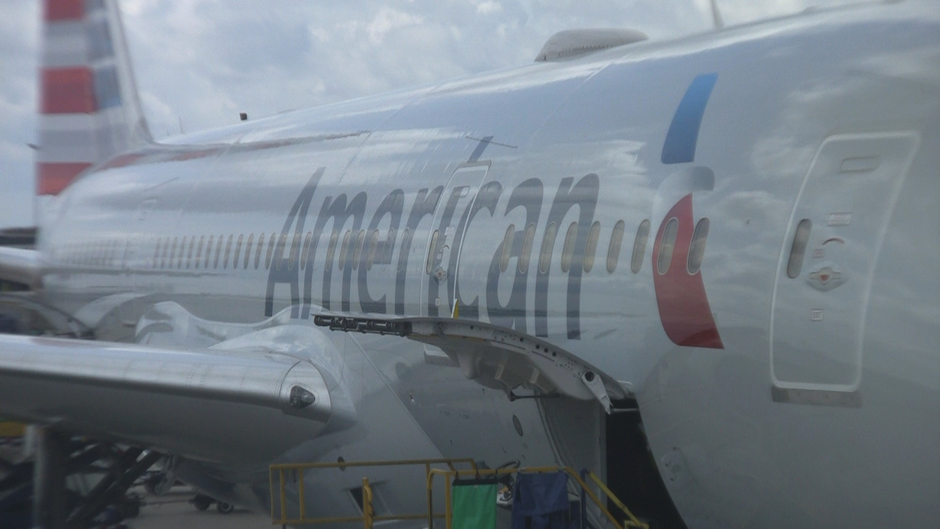 American Airlines 787 800 Business Class Seat 1a