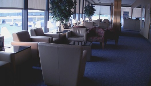 American Airlines Admirals Club Newark (EWR) | Video