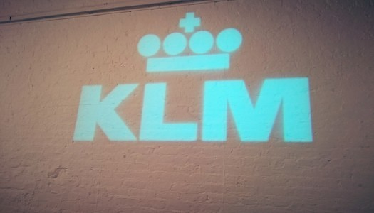 New KLM Business Class Seat in NYC | Event