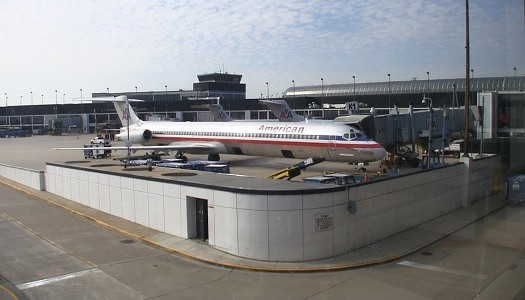 American Airlines Main Cabin Extra – S80 Row 10   Video
