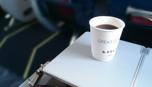 Delta Comfort Plus Row 5 aboard a CRJ-900 | Video