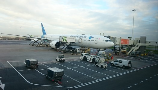 Garuda Indonesia Business Class Review  777-300ER| Video