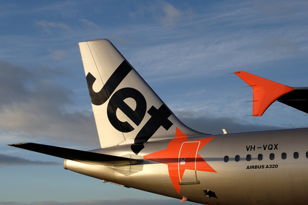 Jetstar Asia and JetStar Japan A320